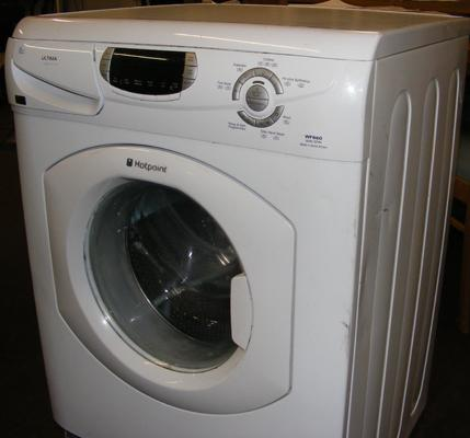 Hot Point washing machine W/O