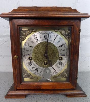 Carriage clock (over wound, needs attention)