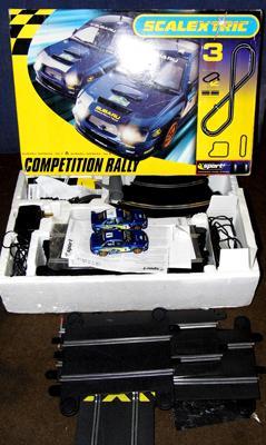 Scalextric 3 boxed set