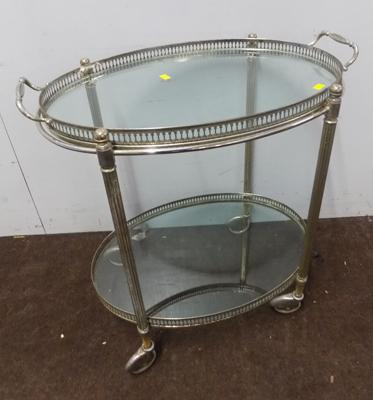 Tea trolley