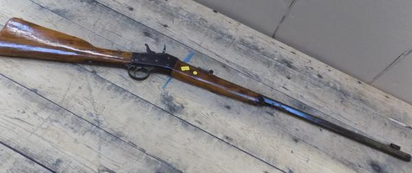 Cowboy Winchester rifle