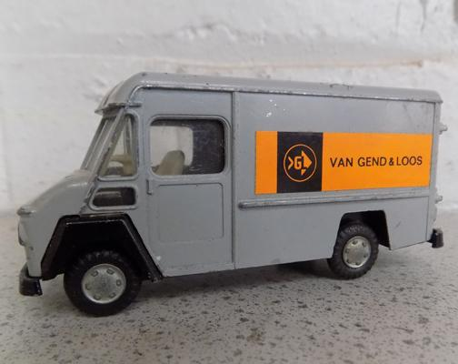 Vintage Conrad toys (Holland) 1960s Commer no 49 (original with all tyres)