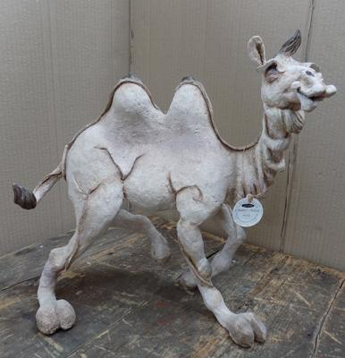 A Breed Apart country Artsists Jordan camel approx 13.5 inches high