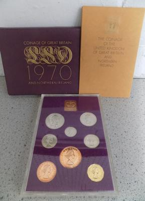 Coinage of Great Britain & Northern Ireland 1970-