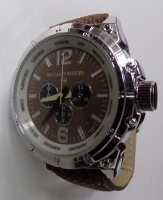Vuillemin Regnier VR chrono gents watch w/o