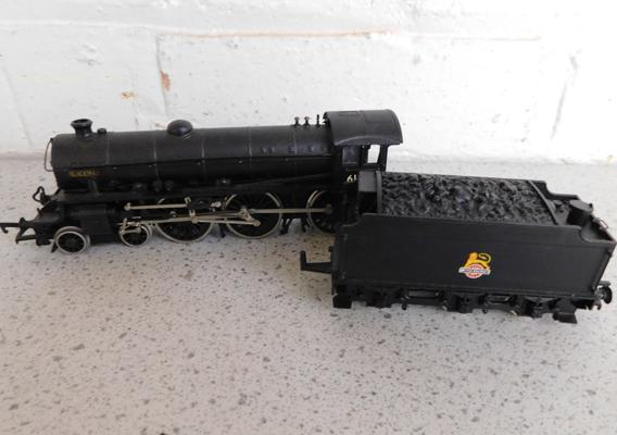 Bachman engine + coal truck, 61038