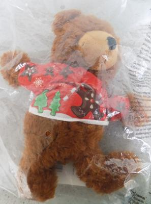 Steiff Charly Schlenker teddy (new/sealed)