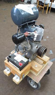 Universal stationary engine - Diesel