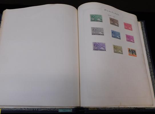 Fire collection of early Commonwealth stamps, Queen Victoria etc...