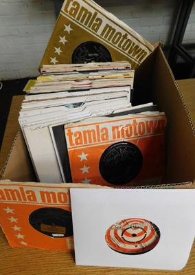 Over 100 Motown, Soul & Disco 7 inch singles