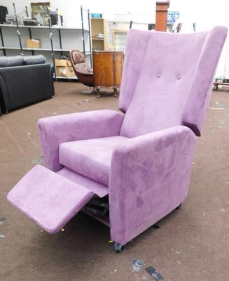New/unused manual reclining chair