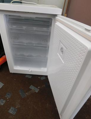 "Siemens upright freezer (33"" tall) in working order"