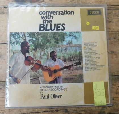 LP - Conversation with the Blues