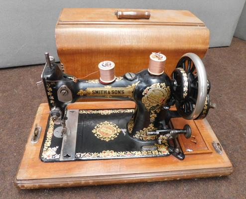 Sewing machine-Smith & sons
