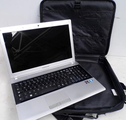 Samsung RV515 laptop w/o (no charger)