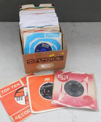 1960s singles approx 78