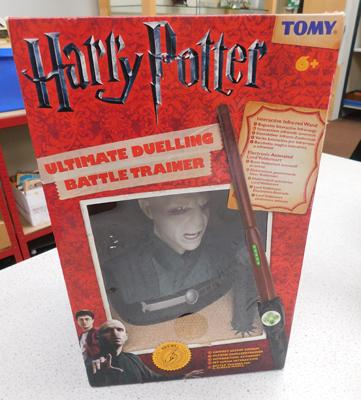 Harry Potter Battle Trainer - boxed