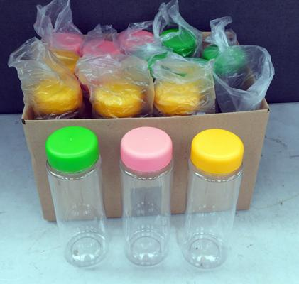 Selection of hydration bottles - new (x15)