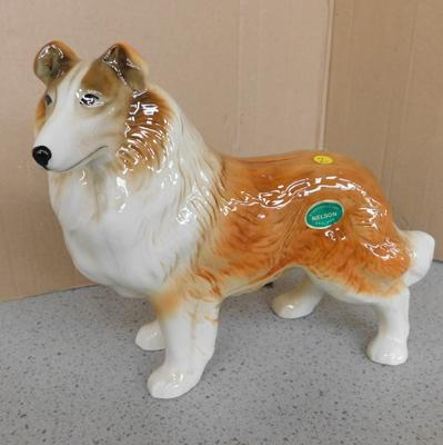Staffordshire Nelson rough collie