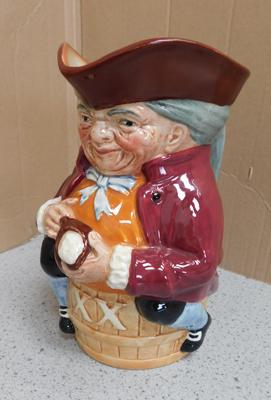 Royal Doulton Toby XX jug HN8337 no damage