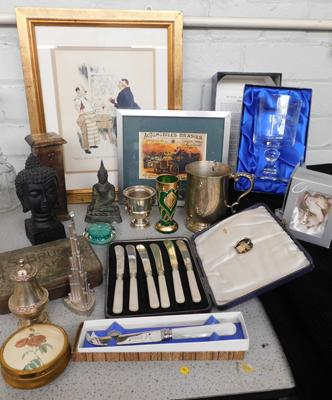 Assortment of collectables