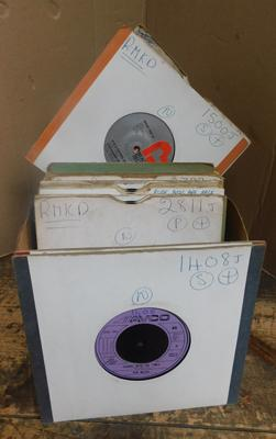 Records - disco singles
