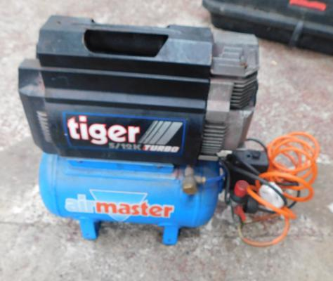 Compressor, Tiger Air Max 5/12k turbo w/o