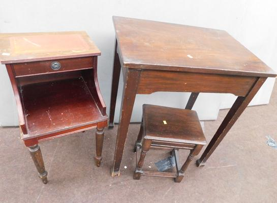 Selection of three occasional tables