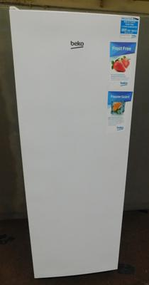 Beko upright freezer, 5 drawer w/o