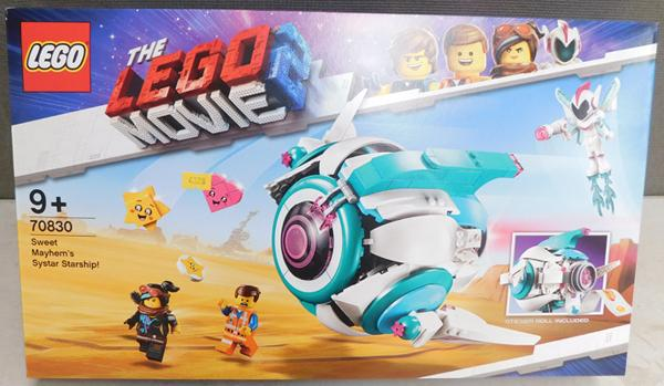 Lego 70830 movie BNIB