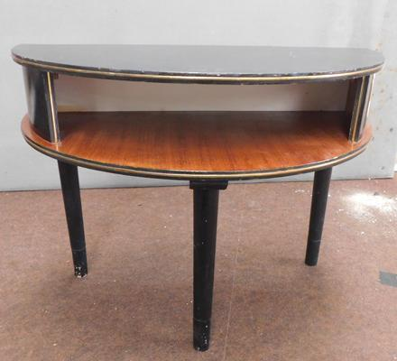 Demi Lune table-vintage