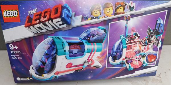 Lego 70828 movie BNIB