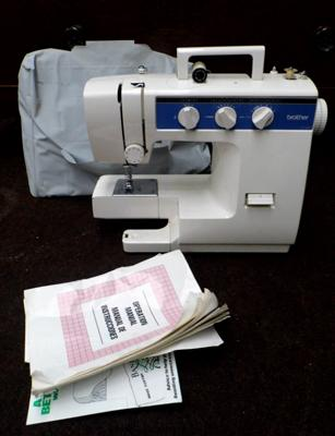 Electric sewing machine