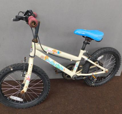 Small childs Apollo Woodland Charm bike