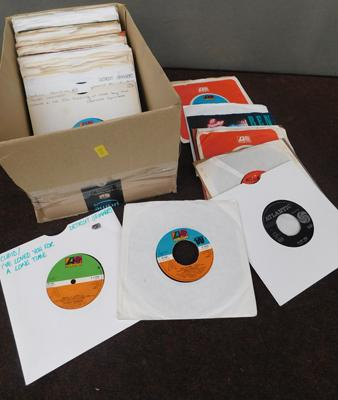 Approx 84 Atlantic, Philly & Motown singles