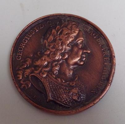 King George medal