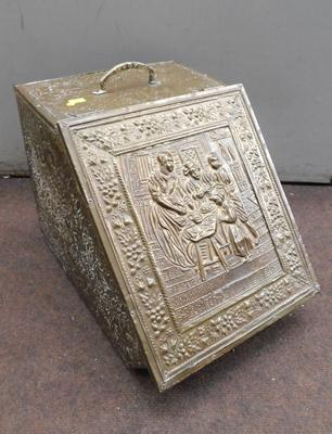 Victorian coal box - no lining