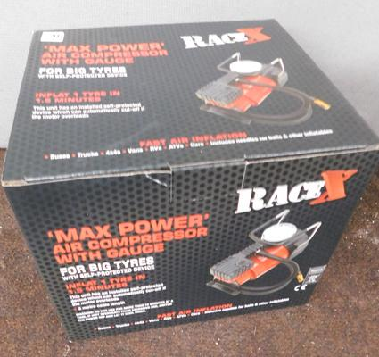 Max Power new/boxed air compressor