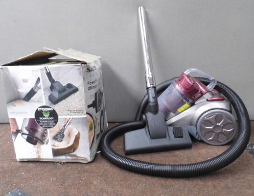 Salter vacuum cleaner-as seen