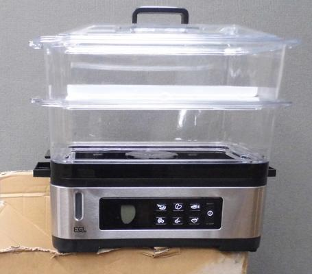 EGL steam cooker-unchecked