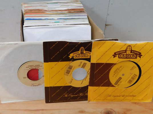 Records 45s Old Gold series