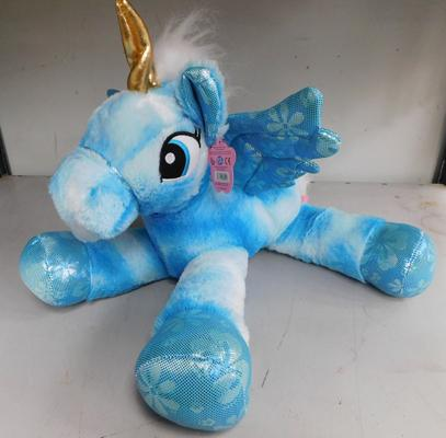 Girlie Paws large unicorn-with tags