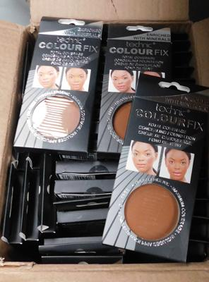 Box of Technic colourfix total coverage concealer-toffee shade (approx 45)