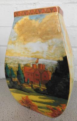 Border Fine Arts View at Chartwell vase - no damage