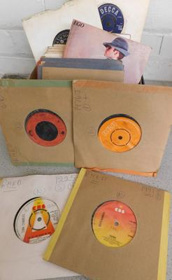"Singles - DJ collection of Pop 7"" records"