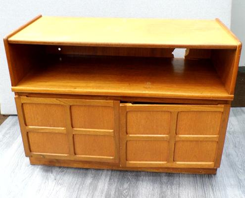 Mid-century Nathan cupboard