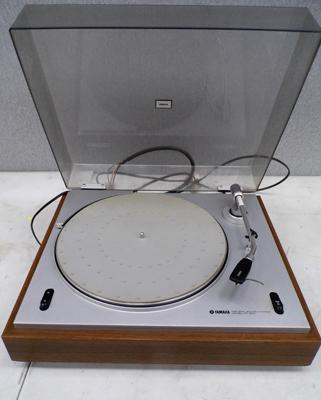Yamaha Natural sound system record deck - model YP-400