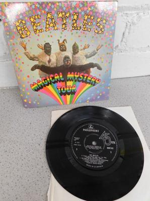 Beatles EP - Magical Mystery Tour