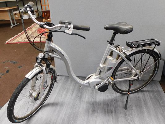 Flyer electric bike-unisex-no charger or key