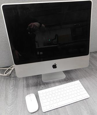 Imac all in one with mouse and keyboard